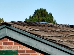 roof old